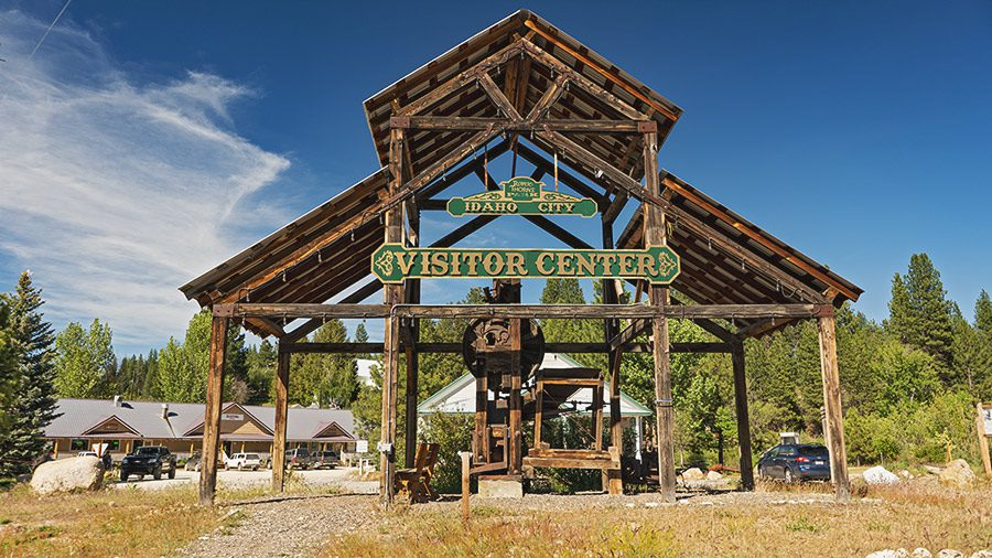 Idaho City Vistor's Center