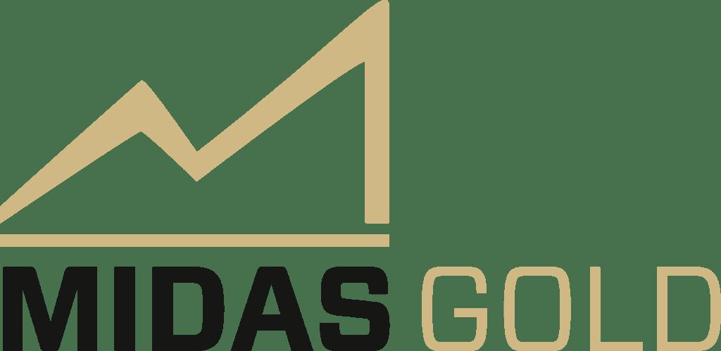 Midas Gold Logo