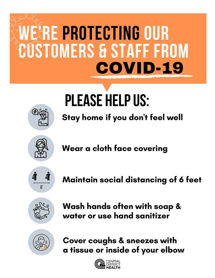 Covid Guidlines