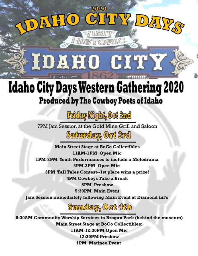 Western Gathering Cowboy Poets