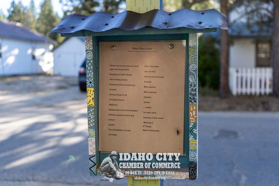 Idaho City Arts Council