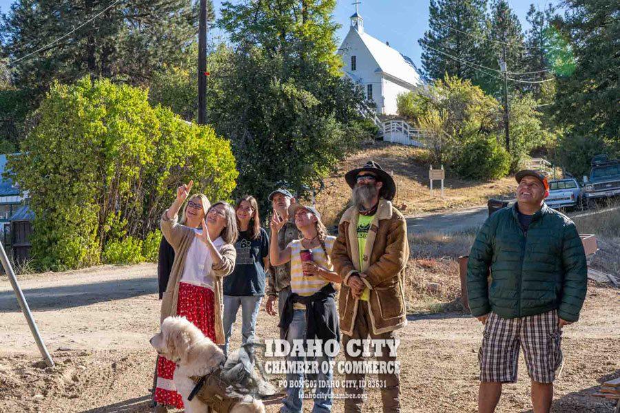 Idaho City Walking Tour