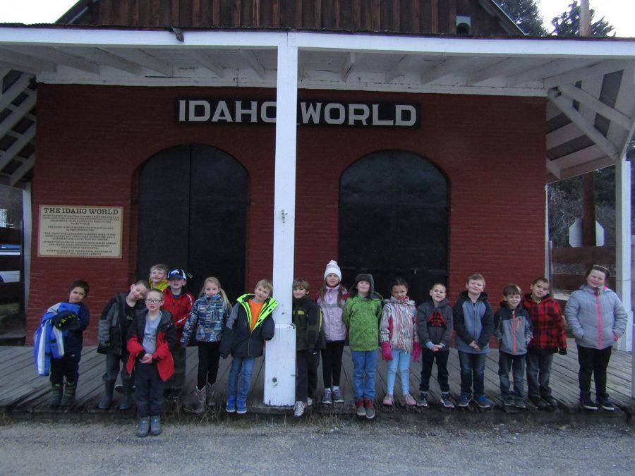 Idaho World