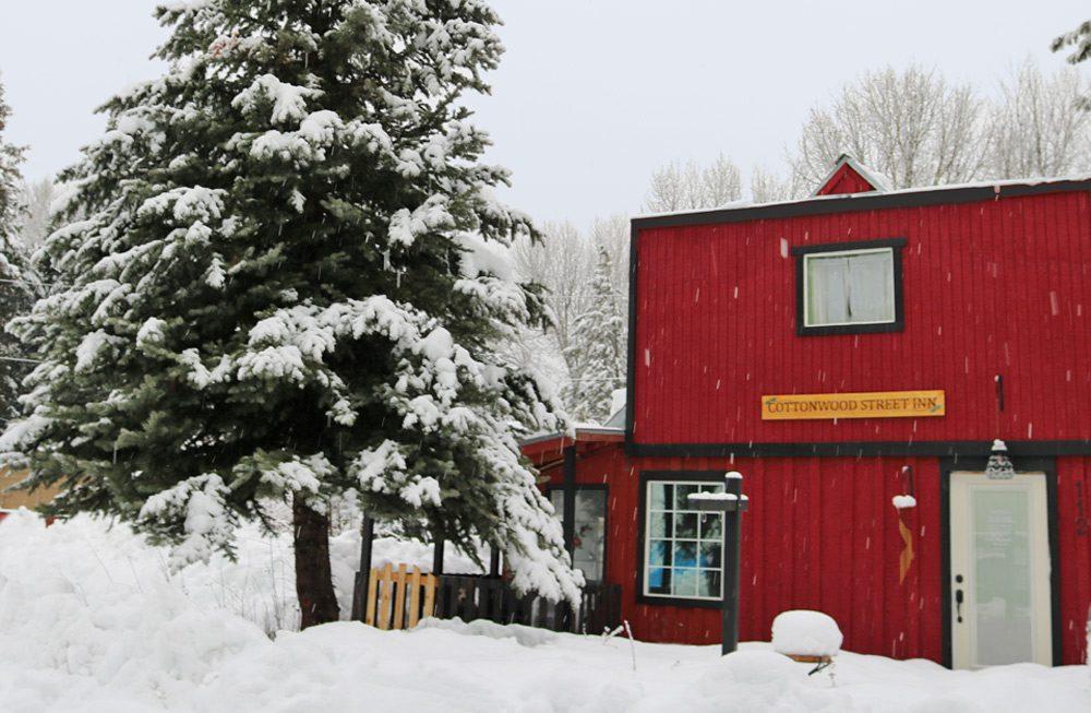 Cottonwood Street Inn Winter
